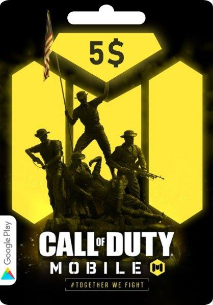 Call of Duty: Mobile 5$